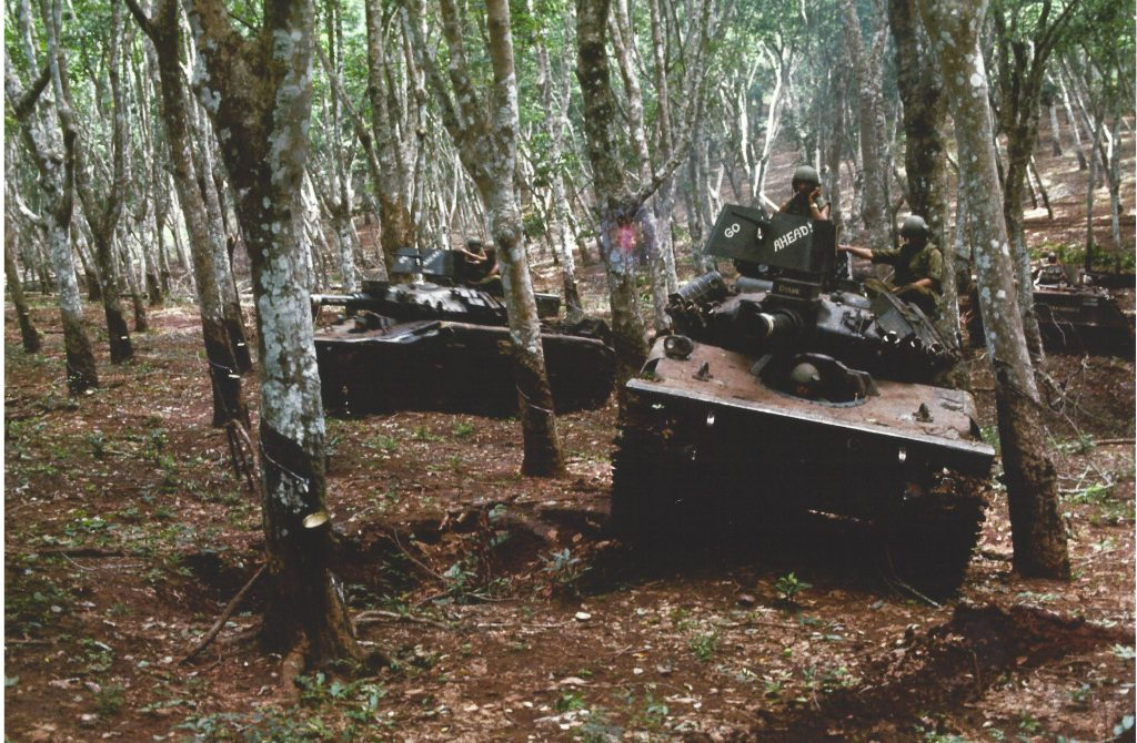 #11 ACAVs In Rubber